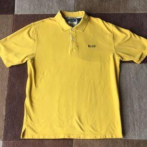 Enyce dress shirt yellow